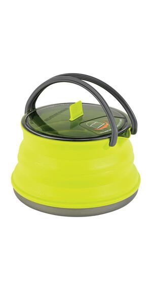 Sea to Summit X-Pot - Equipamiento para cocinas de camping - 1,3L amarillo